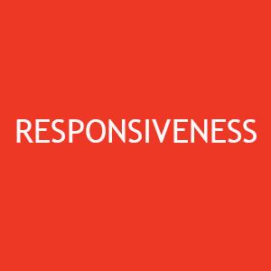 WSI Responsiveness