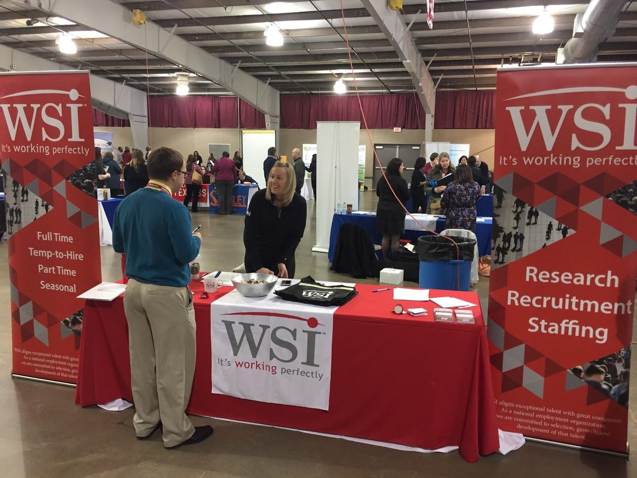 wsi ohio job fairs
