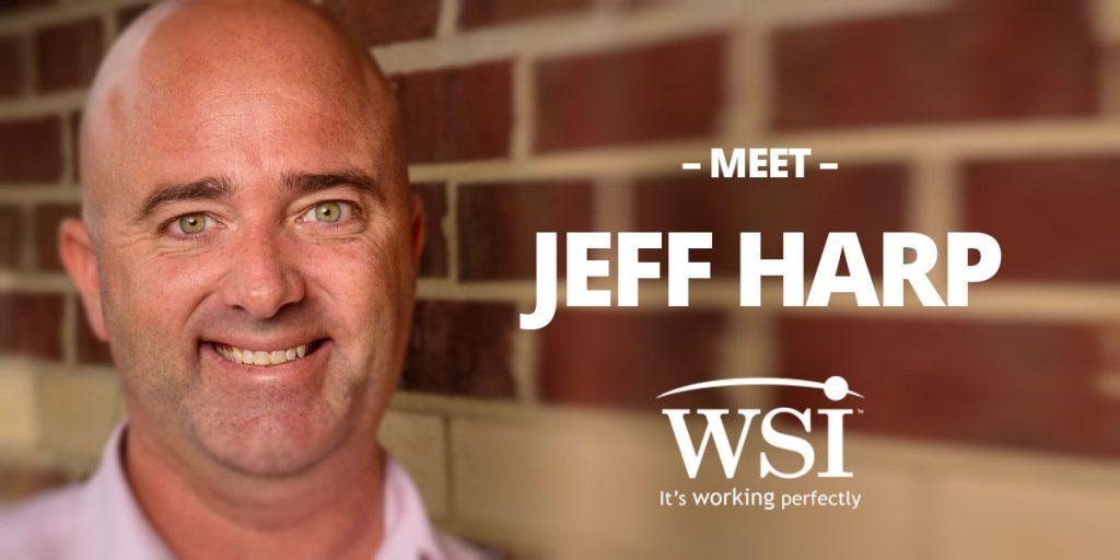 WSI Staffing Blog - Meet Jeff Harp